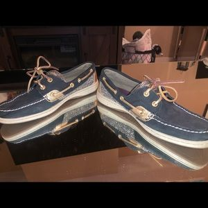 SPERRY TOP SLIDERS SIZE 8.5